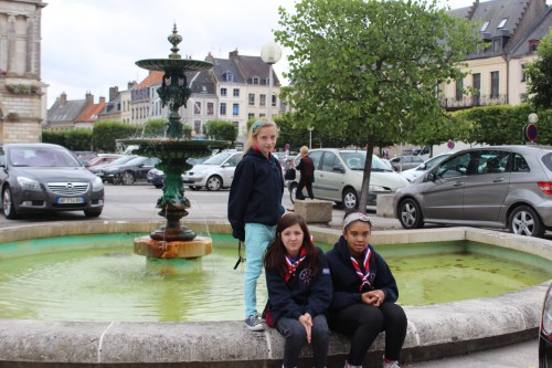 St Omer Fountain