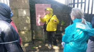 Our guide on Derry/Londonderry guided tour